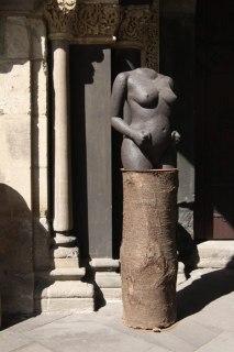 Balusta Bhava 5 Abtei Brauweiler