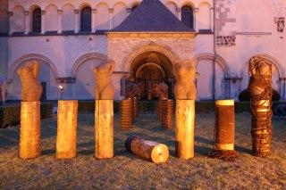 Obstallation Abtei Brauweiler