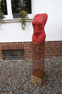 rote Balusta