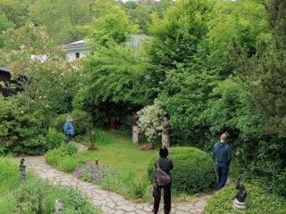 Skulpturen-Garten Brombach 2020